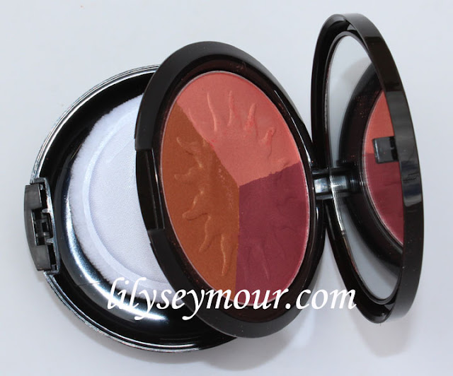 Iman Afterglo Highlight/Bronzing Powder