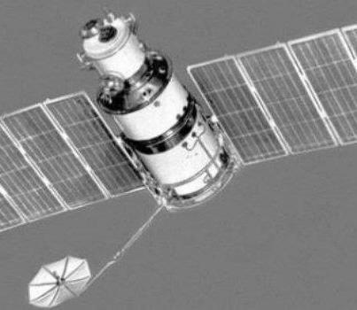 satelite caida Tierra 29 enero Kosmos 1484