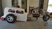 legend car v8 trike