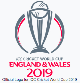 Official Logo for ICC Cricket World Cup 2019