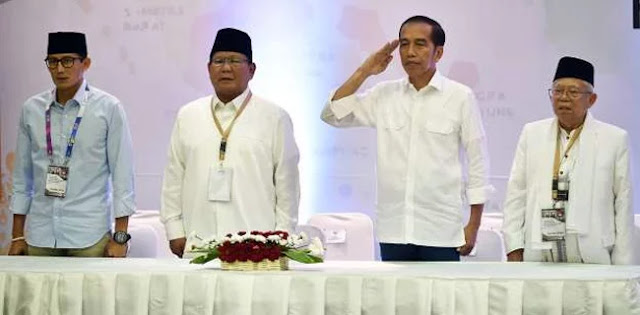 Sikap Hormat Saat Lagu Indonesia Raya Menandakan Jokowi Kurang Wawasan