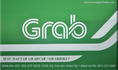 Cara Daftar Grabcar Online