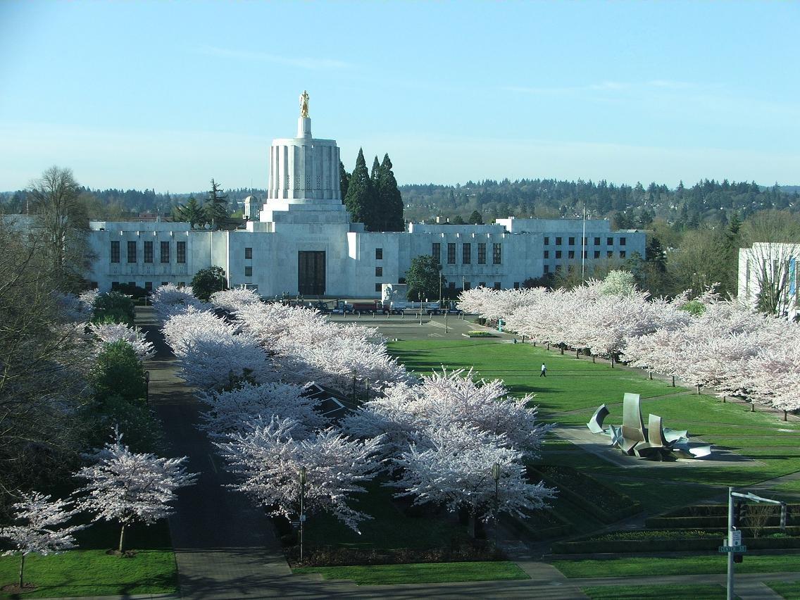Salem | Oregon | Estados Unidos da América