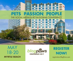 Don't Miss the BlogPaws Social Media and Blogger's Conference!