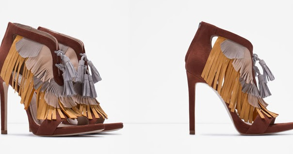 Nueva Colección De Zapatos De Zara Otoño Invierno 2015 With Or Without Shoes Blog Influencer Moda Valencia España
