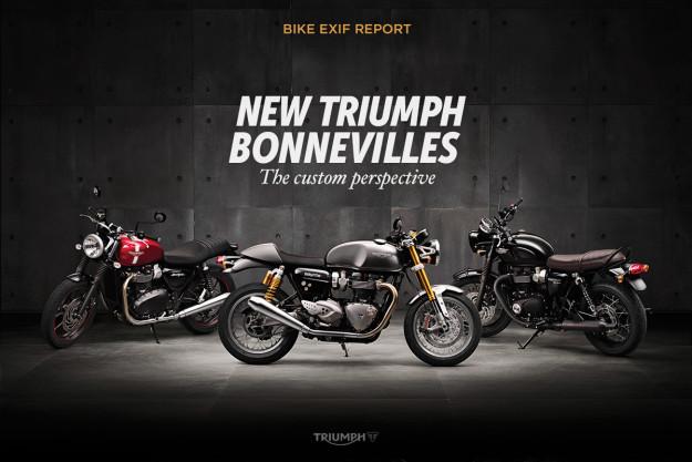 Triumph Thruxton Range
