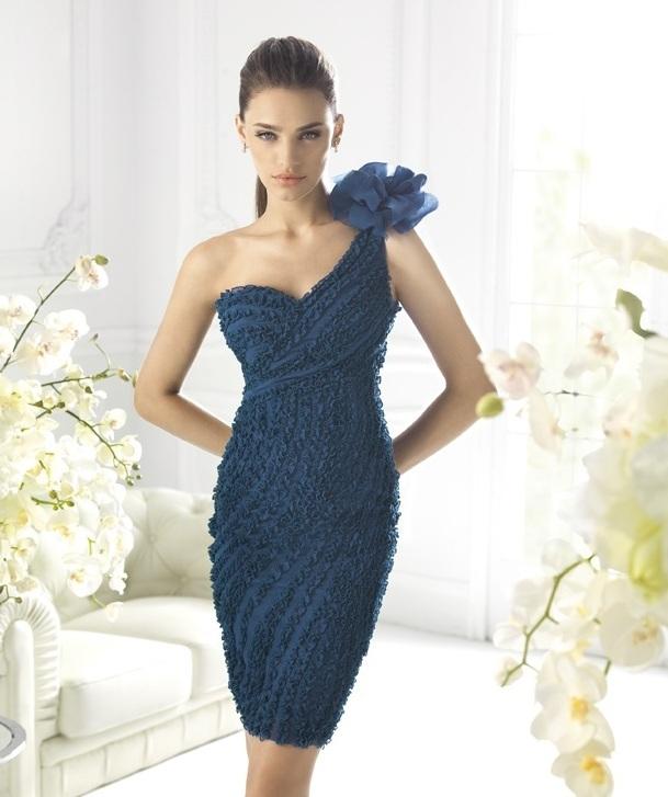 0124146d1 Los 4 tejidos de moda en trajes de novia 2017  ¿cuál prefieres  0.Te  presentamos una hermosa galería de Vestidos de Fiesta largos para Bodas de  Noche