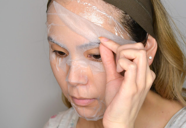 The Face Shop Mask.Lab Double Wrap Face Mask Review