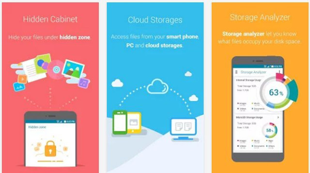 Inilah 6 Aplikasi File Manager Terbaik Di Android