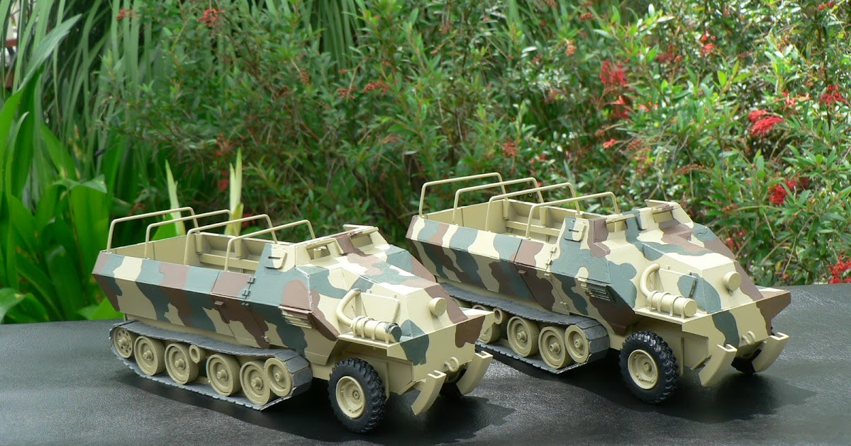 Col S Tanks Ija Ho Ha Armoured Personnel Carrier