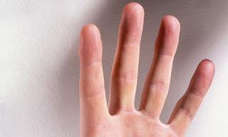 हाथ की उंगलियां एवं हथेली में स्थित विभिन्न ग्रहों के पर्वत व्यक्ति के विचारों एवं भावनाओं को दर्शाते हैं। मनुष्य के विचार एवं भावनाएं सत्व, राजस एवं तमस गुणों का मिश्रण होते हैं।