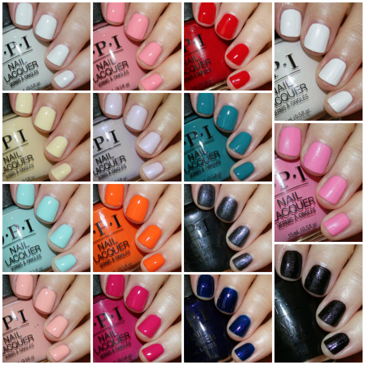 OPI-Grease-Collection-Swatch