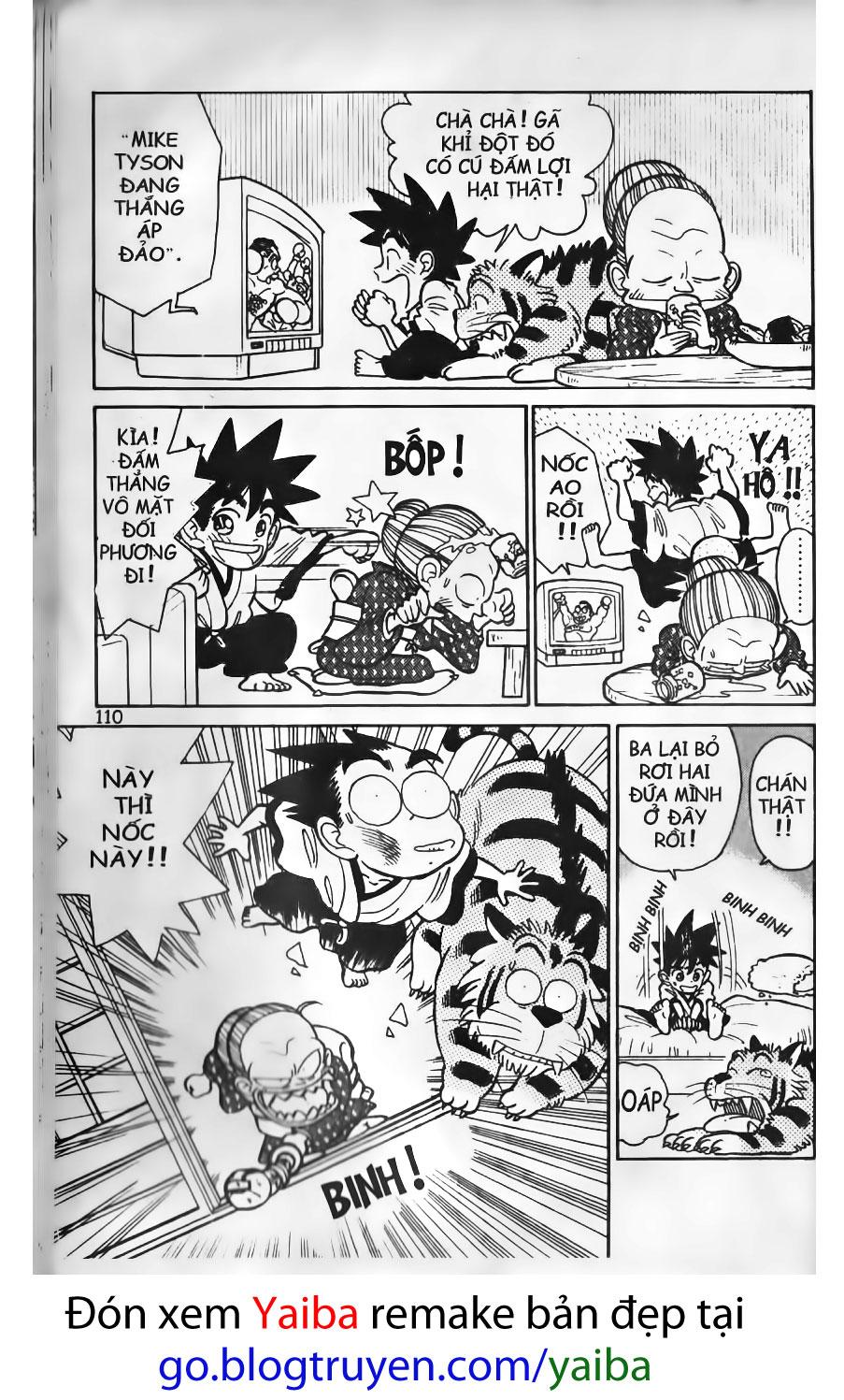 Yaiba chap 6 trang 5