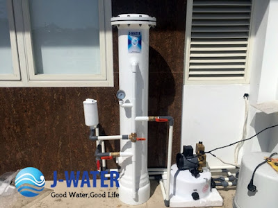 filter air cisauk tangerang