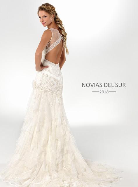 novias del sur 2018 vestidos de novia