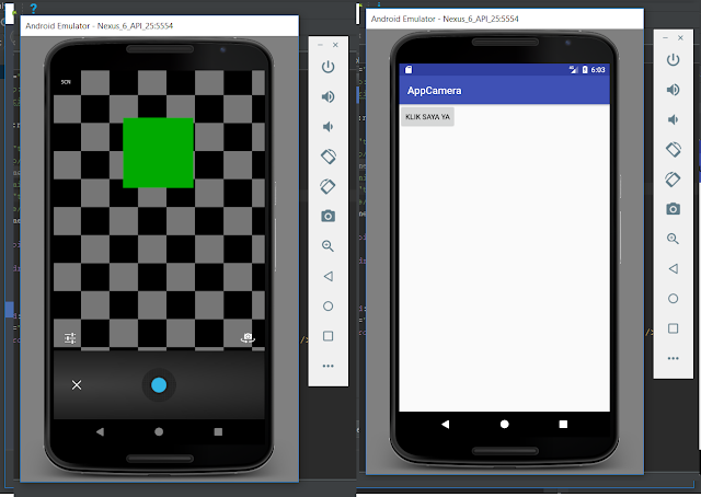 Cara Membuat Button Camera di Android Studio