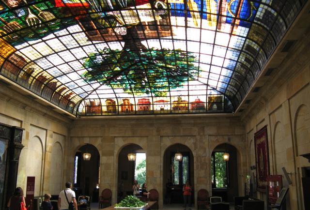 Casa de Juntes, a Gernika