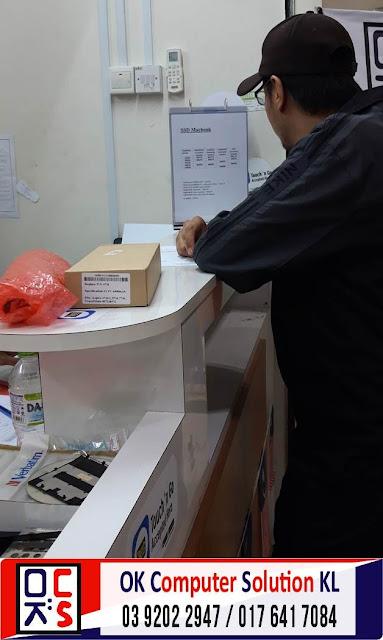 [SOLVED] MASALAH BATERI ACER ASPIRE 4738G   REPAIR LAPTOP AMPANG 2