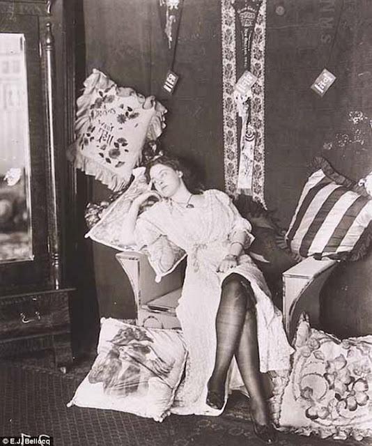 foto wanita tuna susila di jaman dahulu era victorian