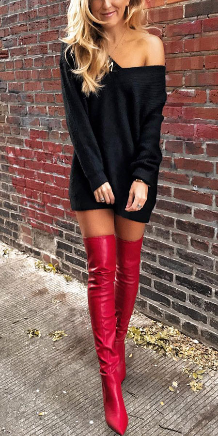 25 Best Extra Nice Winter Outfits to Wear Now.  winter outfits fashion winter clothes style pretty winter outfits winter fashion ideas winter leggings outfit #casual #casualstyle #casualoutfits #dresses