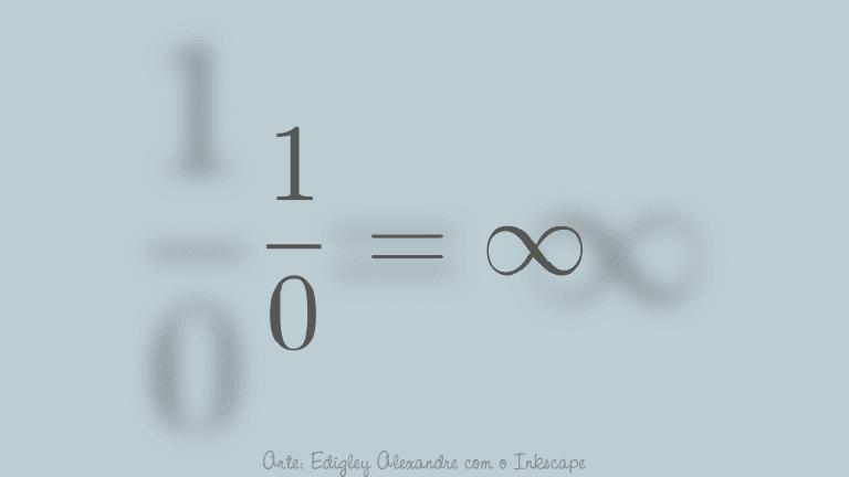 Por que um número dividido por zero é igual a infinito?