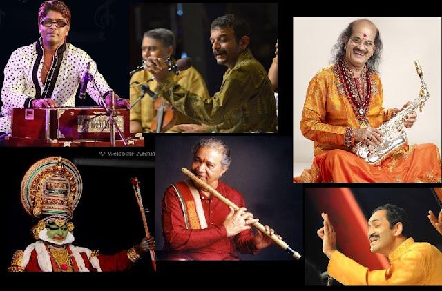 Ananda Bhavanam Navarathri Dance and Music Festival_Payyannur