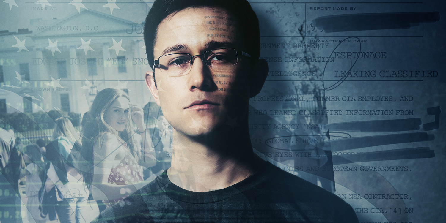 MOVIES: Snowden - Review