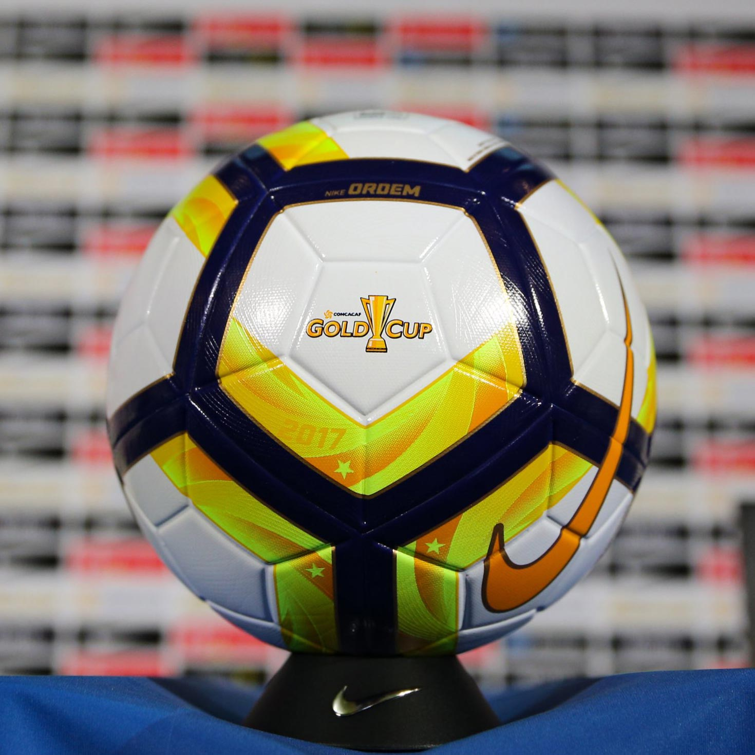 Nike Ordem 2017 Gold Cup Ball Revealed - Footy Headlines