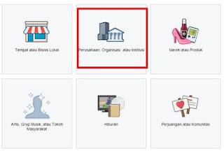 Cara Termudah Membuat FansPage Facebook