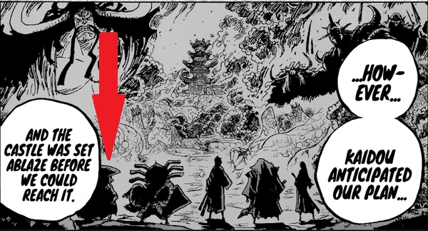 Komik One Piece 937: Kemunculan Kawamatsu dan Akhir dari Pertarungan Zoro