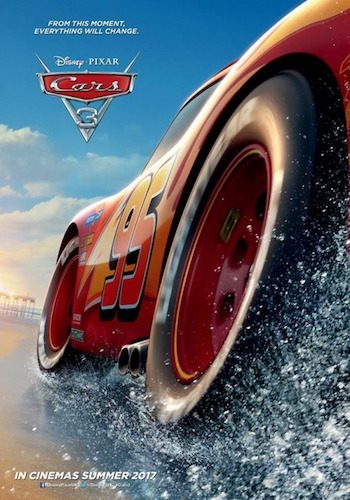 Cars 3 2017 HDTS 480p Dual Audio Hindi 300MB