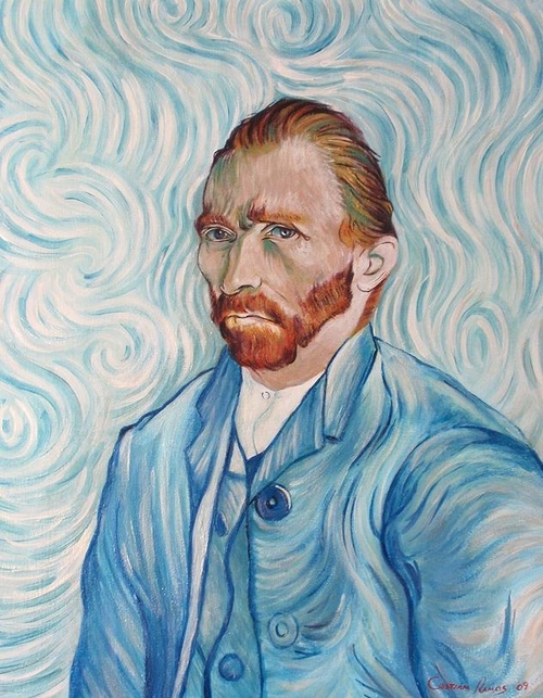 17-Vincent-Van-Gogh-cristiam-Ramos-Candy-Nail-Polish-Toothpaste-for-Sculptures-Paintings-www-designstack-co
