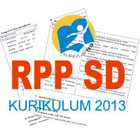 Download RPP Kurikulum 2013 kelas 6 Revisi