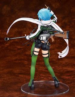 "Sinon 1/7 de ""Sword Art Online -Ordinal Scale-"" - Alter"