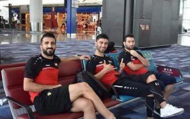 منتخب سورية بكرة القدم للرجال يلعب مباراة ودية مع نظيره الصيني الثلاثاء القادم