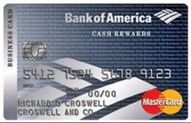 Review Bank Of America Secured Business Credit Card Credit Card Info