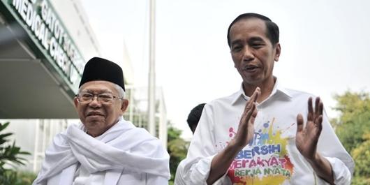 Berdesa Cirebon Deklarasi Dukung Jokowi-Ma'ruf