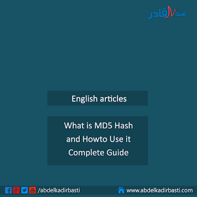 What is MD5 Hash and How to Use it