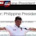 LOOK! Pres. Duterte, Hinirang  Na BIG WINNER Ng CNN!
