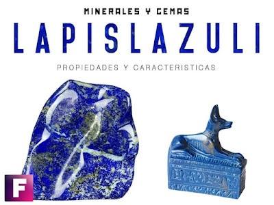 lapislazuli - propiedades y caracteristicas