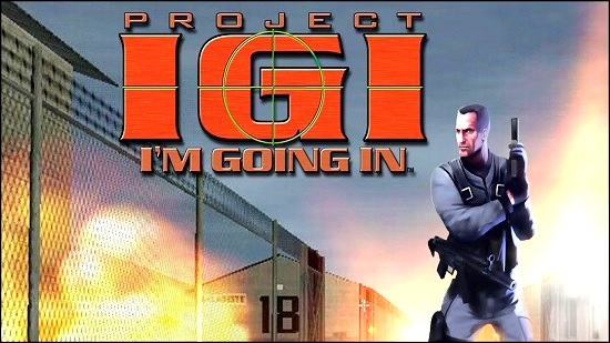 Project IGI 1 - I'm Going In