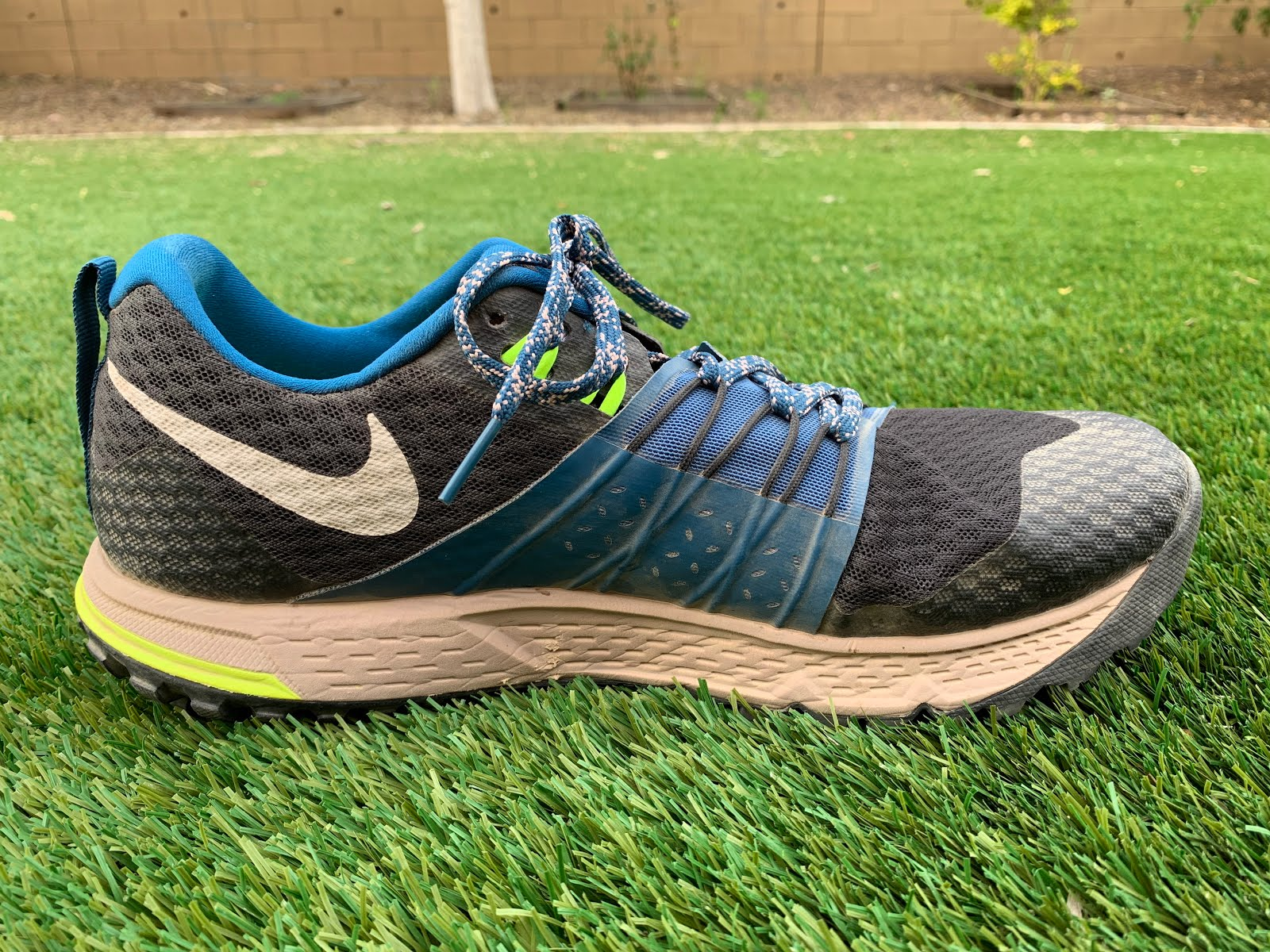8d0960ad668de Road Trail Run  Nike Air Zoom Wildhorse 4 Review - Monster on the ...