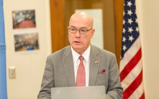 Trump will deport illegal Ghanaian immigrants - U.S. Ambassador to Ghana