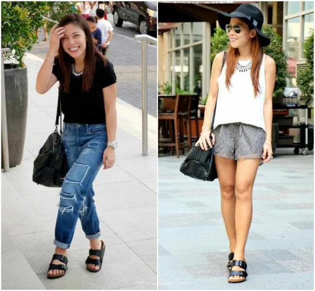 10fe731a9d9 what to wear with birkenstocks + 2014 collection