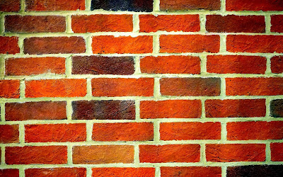 red bricks wall widescreen resolution hd wallpaper
