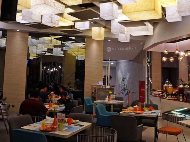 Liburan Semalam di Hotel Ibis Styles Medan