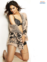 Magazine Photoshoot : Vaani Kapoor Photoshot For FHM Magazine India January 2014 Issue