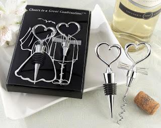 cadeau invité mariage tire bouchon