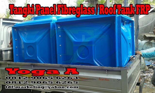 Tangki Panel Fiberglass, Tangki Fiberglass, Panel Tank Fiberglass