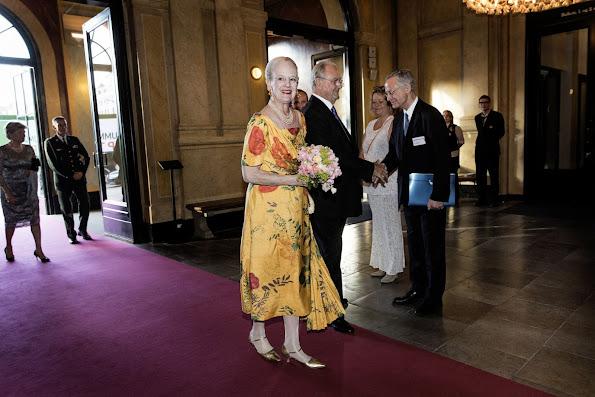 Crown Prince Frederik, Crown Princess Mary, Prince Jaochim, Princess Marie